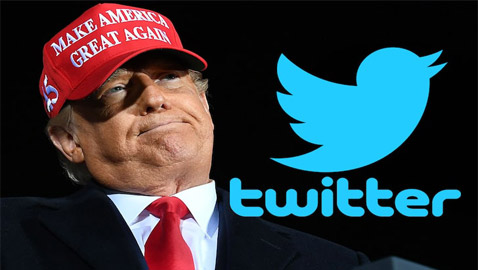كلمة السر سهلة جدا.. هولندي يخترق حساب الرئيس ترامب على تويتر